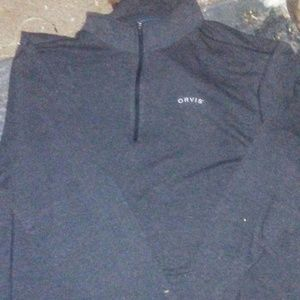 Orvis Classic Collection 1/4 Zip Dry Fit L/S